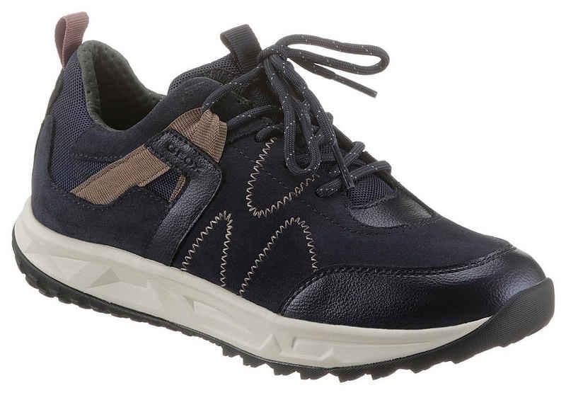 Geox »Delray« Sneaker mit wasserabweisender TEX-Ausstattung