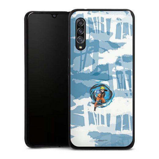 DeinDesign Handyhülle »Naruto Rasengan« Samsung Galaxy A90 5G, Hülle Offizielles Lizenzprodukt Manga Naruto Shippuden
