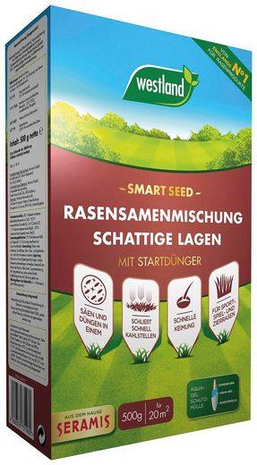 Westland Rasensamen »Smart Seed für schattige Lagen«, 0,5 kg, mit Startdünger, für ca. 20 m²