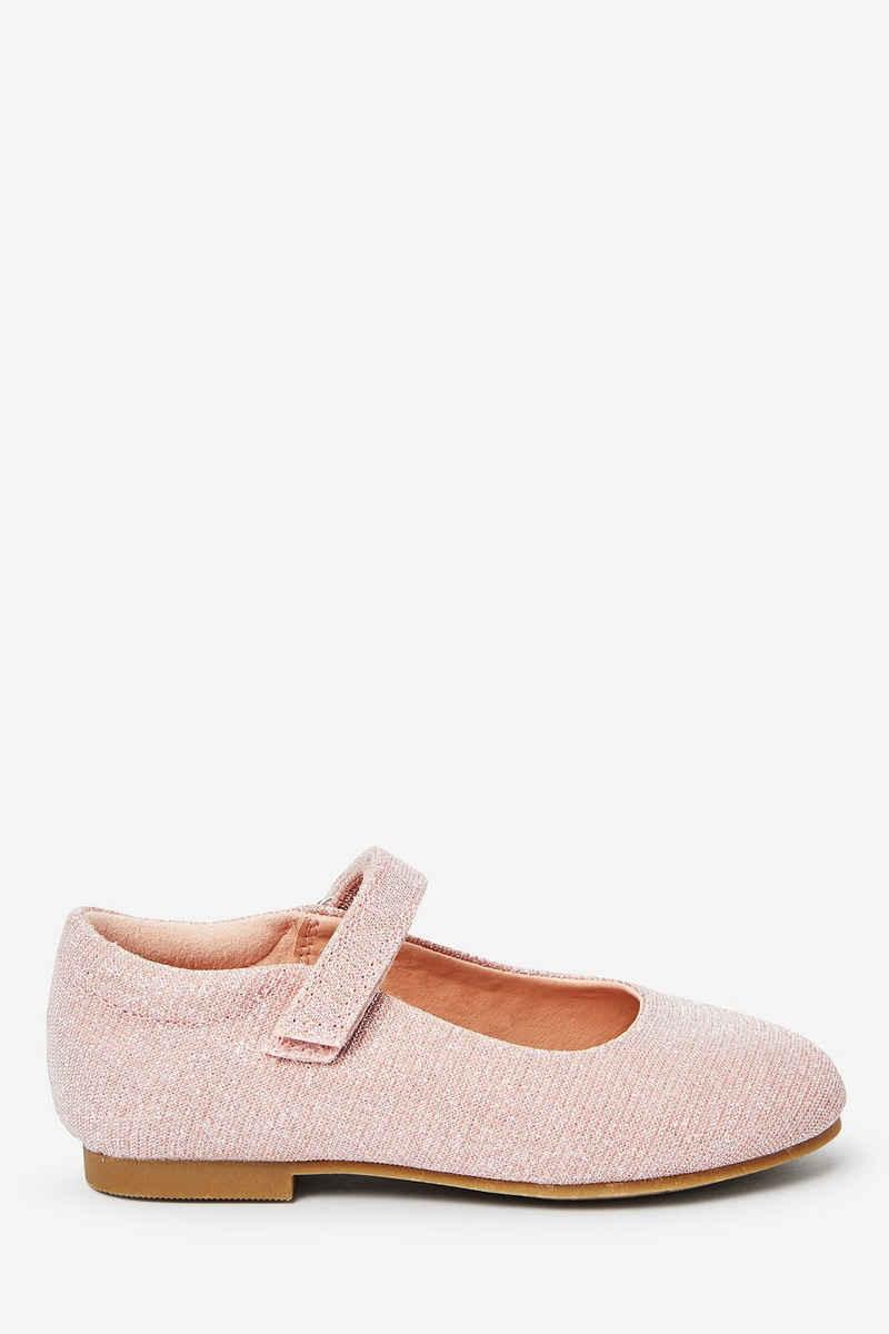 Next »Glitzernde Ballerinas« Mary-Jane-Schuhe (1-tlg)