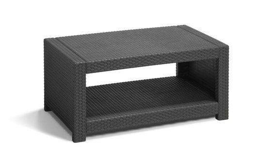 Allibert Gartentisch »Monaco Tisch« (1-St), 1x Tisch