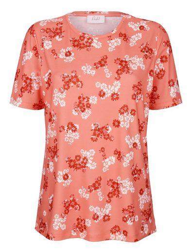 Paola Shirt mit Blumendruck