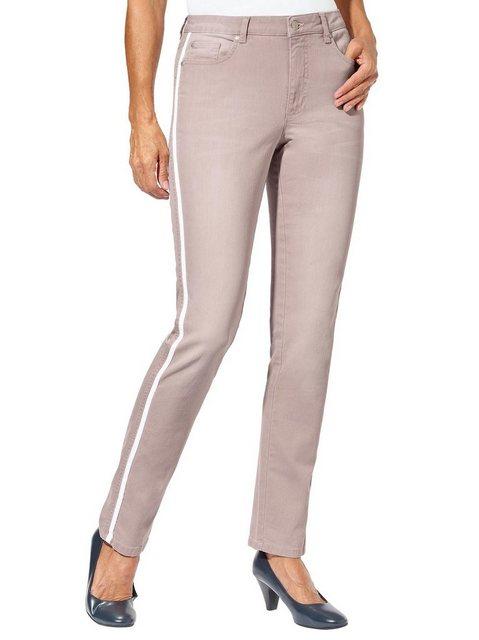 Hosen - Ambria 5 Pocket Jeans › rosa  - Onlineshop OTTO