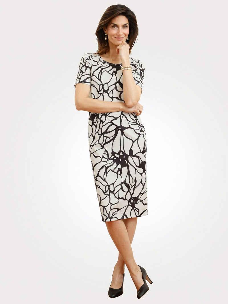 Mona Druckkleid mit floralem Muster