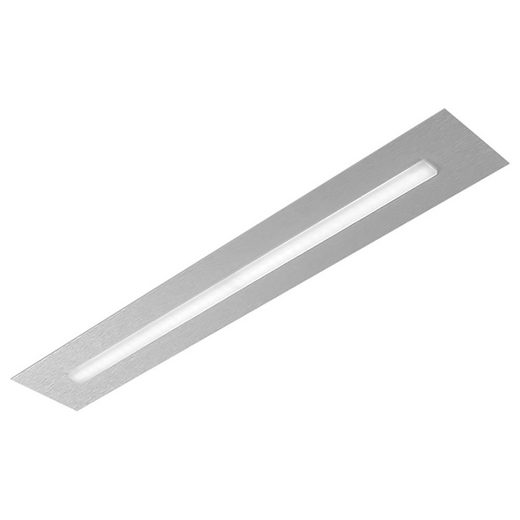 Grossmann LED Wandleuchte »LED Wand- und Deckenleuchte Fis in Aluminium 2x«, Wandleuchte, Wandlampe, Wandlicht