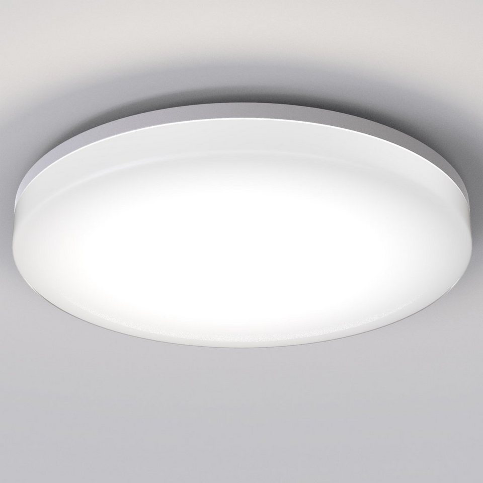 B.K.Licht LED Deckenleuchte, LED Deckenlampe 8W Bad-Lampen IP8  Badezimmer-Leuchte Deckenleuchte Küche Flur online kaufen  OTTO