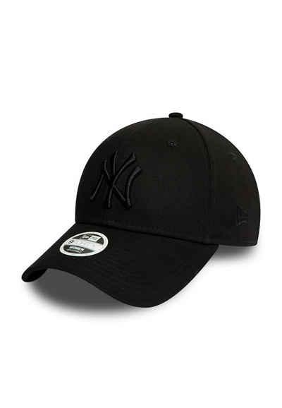 New Era Baseball Cap »New Era Damen Essential 9Forty Adjustable Cap NY YANKEES Schwarz Schwarz«