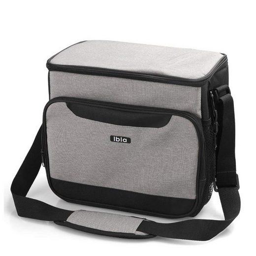 LBLA Thermobehälter »Kühltasche Picknicktasche Lunchtasche«, (Thermotasche faltbar 13 Liter), Isoliertasche für Lebensmitteltransport