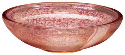 Kleine Wolke Seifenschale »Mercury«, Breite: 12,3 cm, Ø 12,3 cm, 1-St., hochwertige Accessoire Serie aus Glas
