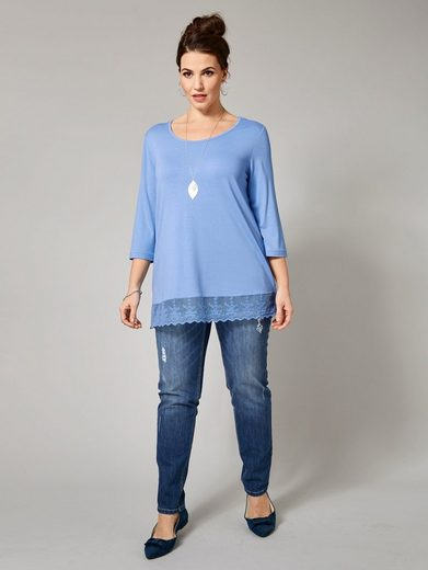Angel of Style by Happy Size Slim Fit Jeans