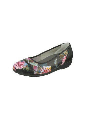 Natural Feet »Sanela« Ballerina im floralen Design