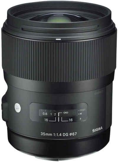 SIGMA »35mm 1:1,4 DG HSM für Canon« Objektiv