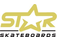 Star-Skateboard