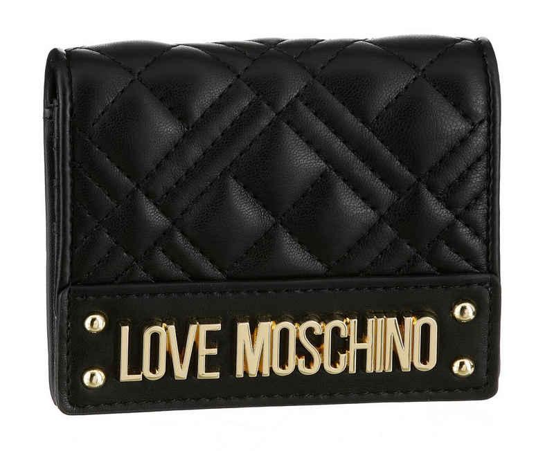 LOVE MOSCHINO Geldbörse, im kleinen Format