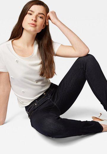 Mavi Skinny-fit-Jeans  NICOLE  enger Beinverlauf