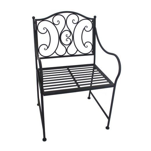 HTI-Line Stuhl »Gartenstuhl Curly« Stuhl