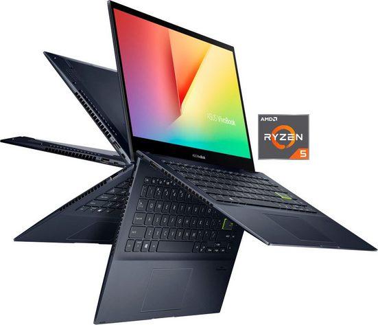 Asus VivoBook Flip 14 TM420IA-EC216T Convertible Notebook (35,56 cm/14 Zoll, AMD Ryzen 5, 512 GB SSD)