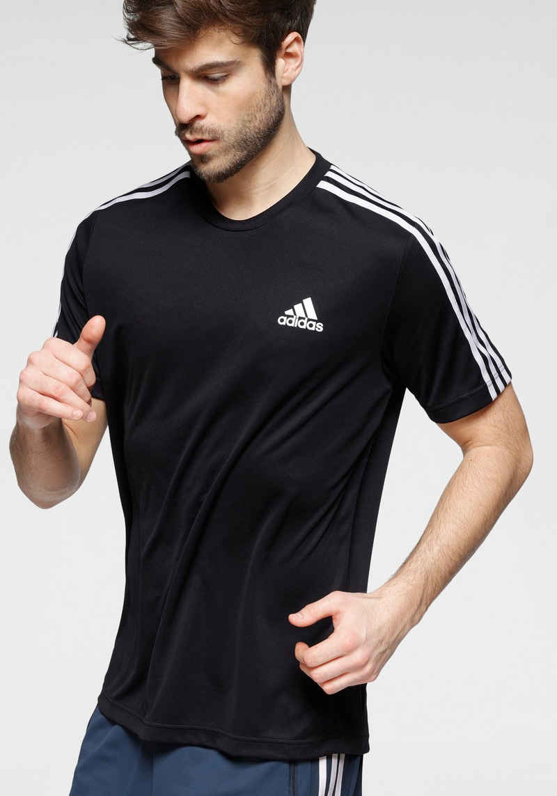 adidas Performance Trainingsshirt »MEN 3STRIPES TEE«
