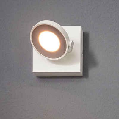 Philips LED Deckenstrahler »Zeitloser myLiving Deckenspot Clockwork in weiß,«, Deckenstrahler, Deckenspot, Aufbaustrahler