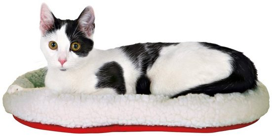 TRIXIE Hundebett und Katzenbett BxLxH: 4738x5,5 cm