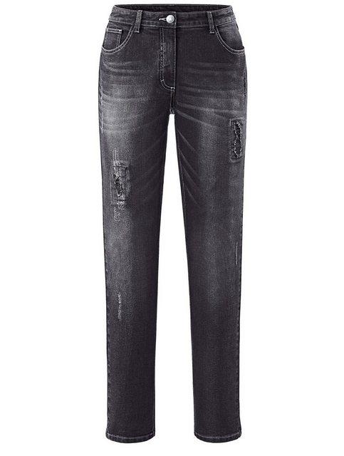 Hosen - Angel of Style by HAPPYsize Slim fit Jeans Carla ›  - Onlineshop OTTO