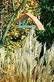 LUXUS-VOGELHAUS Vogelhaus »New Wave«, mit Standbein, BxTxH: 39x18x184 cm, Bild 3
