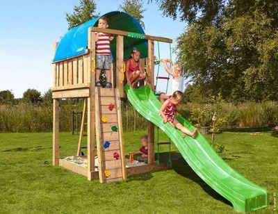 Jungle Gym Spielturm »Jungle Villa«, BxTxH: 170x392x274 cm