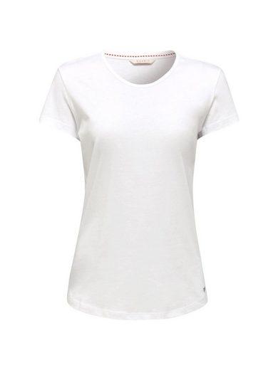 Esprit Pyjamaoberteil »LIGHT GREY Mix+Match T-Shirt«