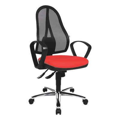 Otto Office Schreibtischstuhl »Standard«, individuell auf das Körpergewicht einstellbar