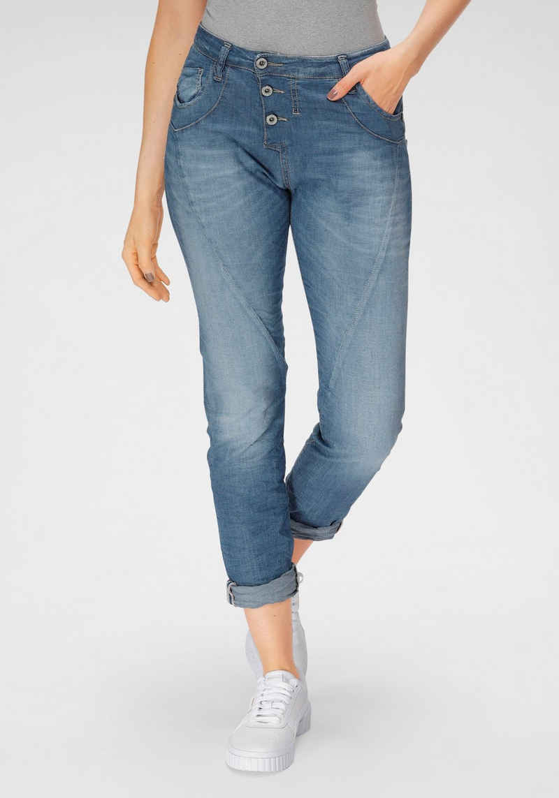 Please Jeans Boyfriend-Jeans »P 78A« Original Boyfriend-Cut