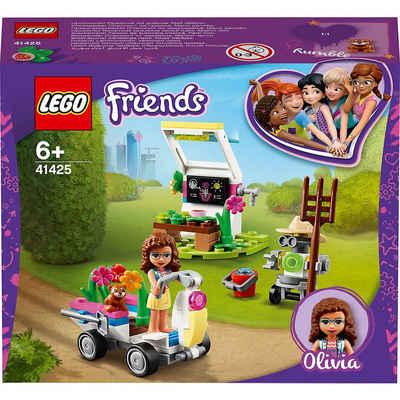 LEGO® Konstruktions-Spielset »LEGO®® Friends 41425 Olivias Blumengarten«