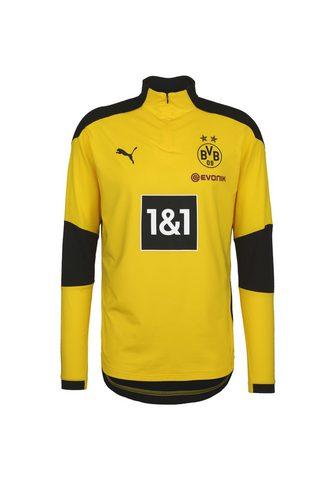 PUMA Longsleeve »Borussia Dortmund 1/4 Zip«...