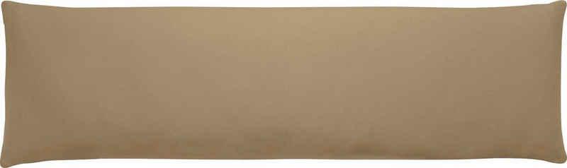 Seitenschläferkissenbezug »Edel-Zwirn-Jersey«, Kneer (1 Stück), für Seitenschläferkissen