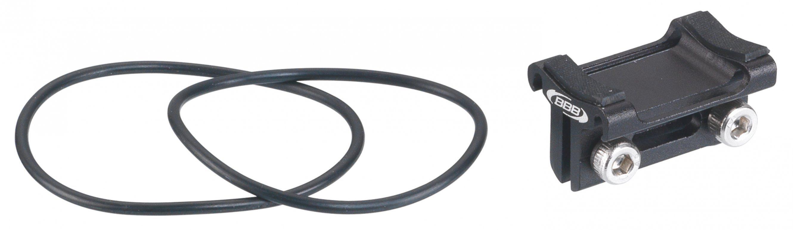 BBB Fahrrad-Zubehör »BBB NumberFix BSP-95 Nummernhalterung matt-schwarz«