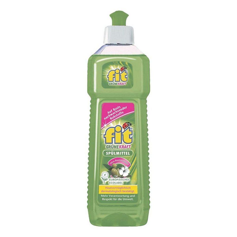 FIT Geschirrspülmittel »fit Grüne Kraft«