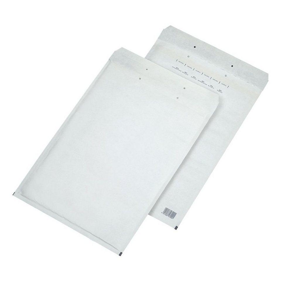Mailmedia Luftpolster-Versandtaschen in weiß