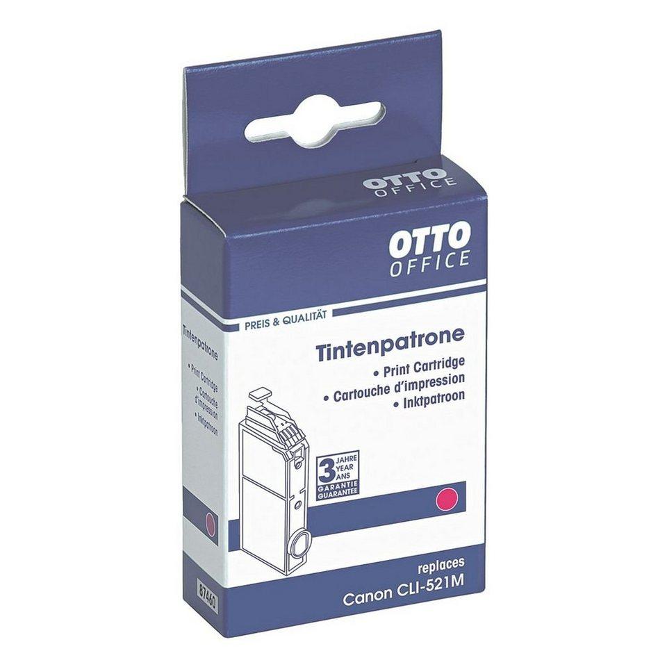 OTTO Office Standard Tintenpatrone ersetzt Canon »CLI-521M«