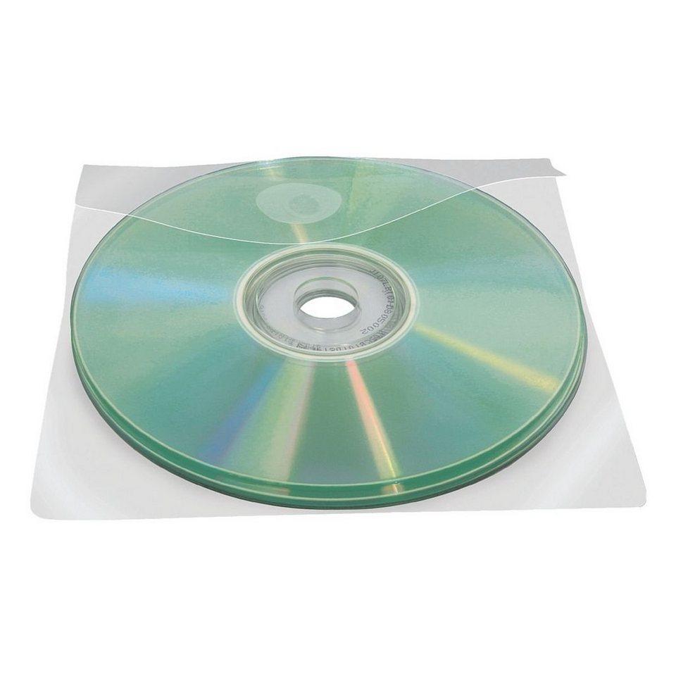 Probeco Selbstklebende CD/DVD/Blu-ray-Hüllen