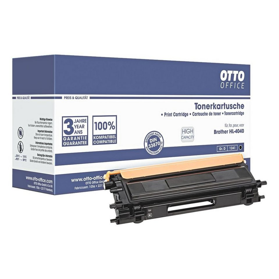 OTTO Office Standard Toner ersetzt Brother »TN-135BK«