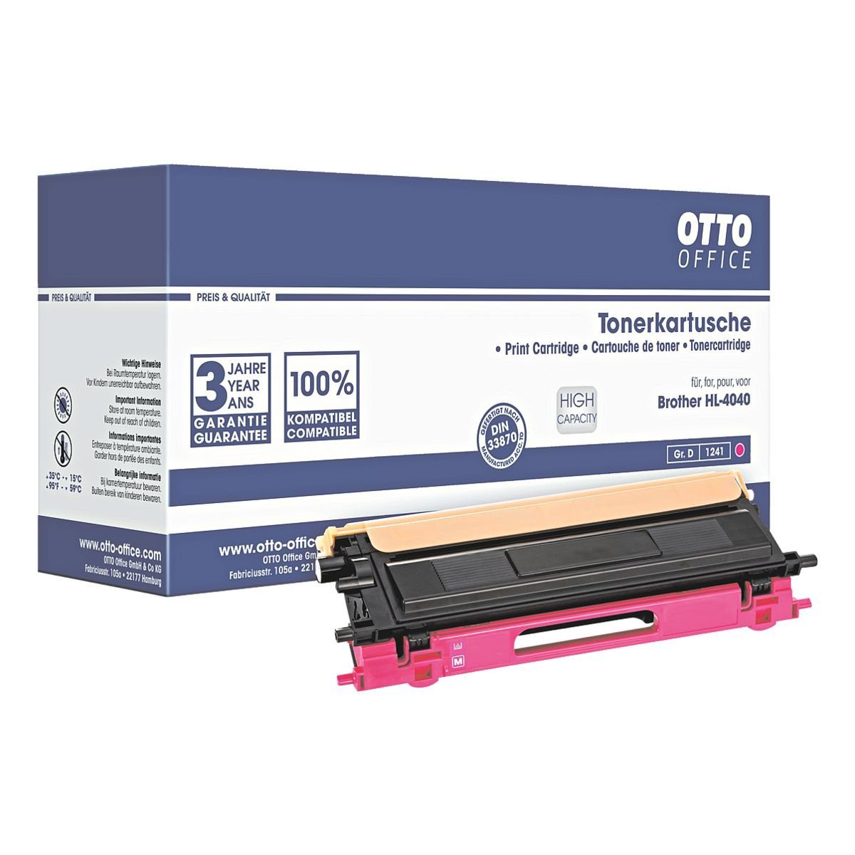 OTTO Office Standard Toner ersetzt Brother »TN-135M«