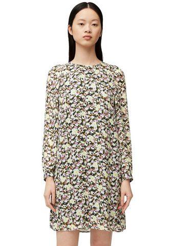 Marc O'Polo Suknelė su gėlėtas Allover-Print