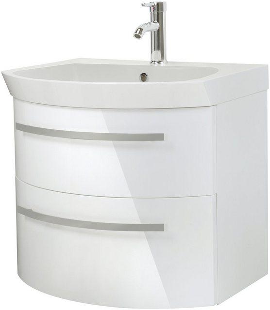 Waschtische - ORISTO Waschtisch »Flow«, Breite 65 cm, (2 tlg.)  - Onlineshop OTTO