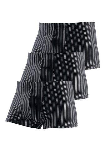 LE JOGGER ® Kelnaitės šortukai (3 vienetai)