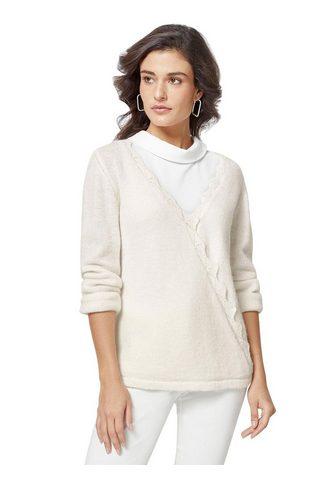 creation L Megztinis »Woll-Viskose-Pullover«