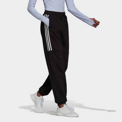 adidas Performance Jogginghose »HYPERGLAM HIGH-RISE SWEATPANTS«