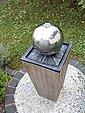 Kiom Dekoobjekt »Gartenbrunnen FoLegno Led 83cm«, Bild 4