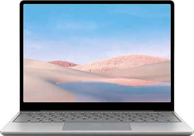Microsoft Surface Laptop Go i5, 64/4 GB Convertible Notebook (31,5 cm/12,4 Zoll, Intel Core i5, UHD Graphics 615)