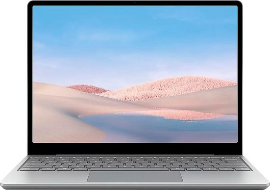 Microsoft Surface Laptop Go 2 i5, 64/4 GB Convertible Notebook (31,5 cm/12,4 Zoll, Intel Core i5, UHD Graphics 615)