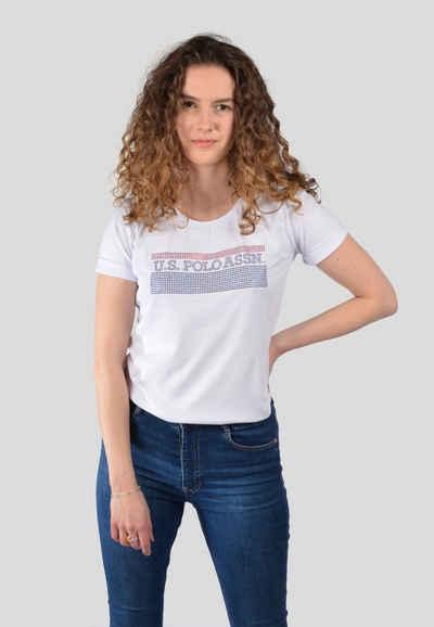 U.S. Polo Assn T-Shirt »T-Shirt«