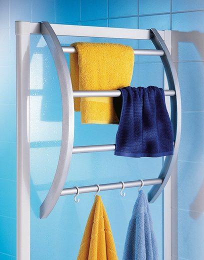 Ruco Handtuchhalter, Befestigung ohne Bohren - einfach einhängen